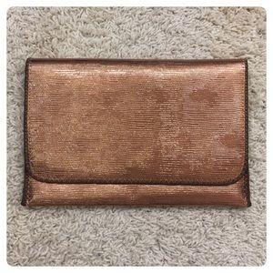 Vintage SM Co. clutch
